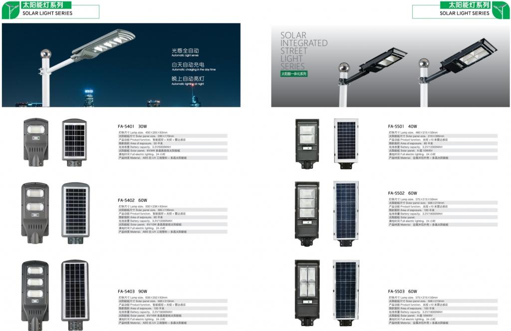 太阳能灯系列照明P54-55