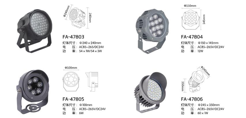 LED投光灯p478-479